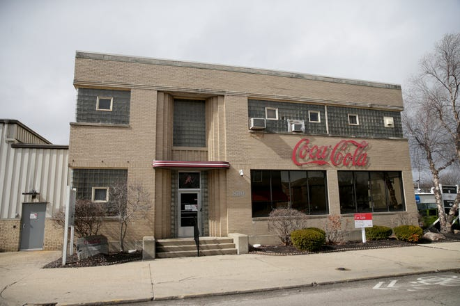 Coca-Cola Bottling Co., 830 N. 6th St., Sunday, Feb. 28, 2021 in Lafayette.