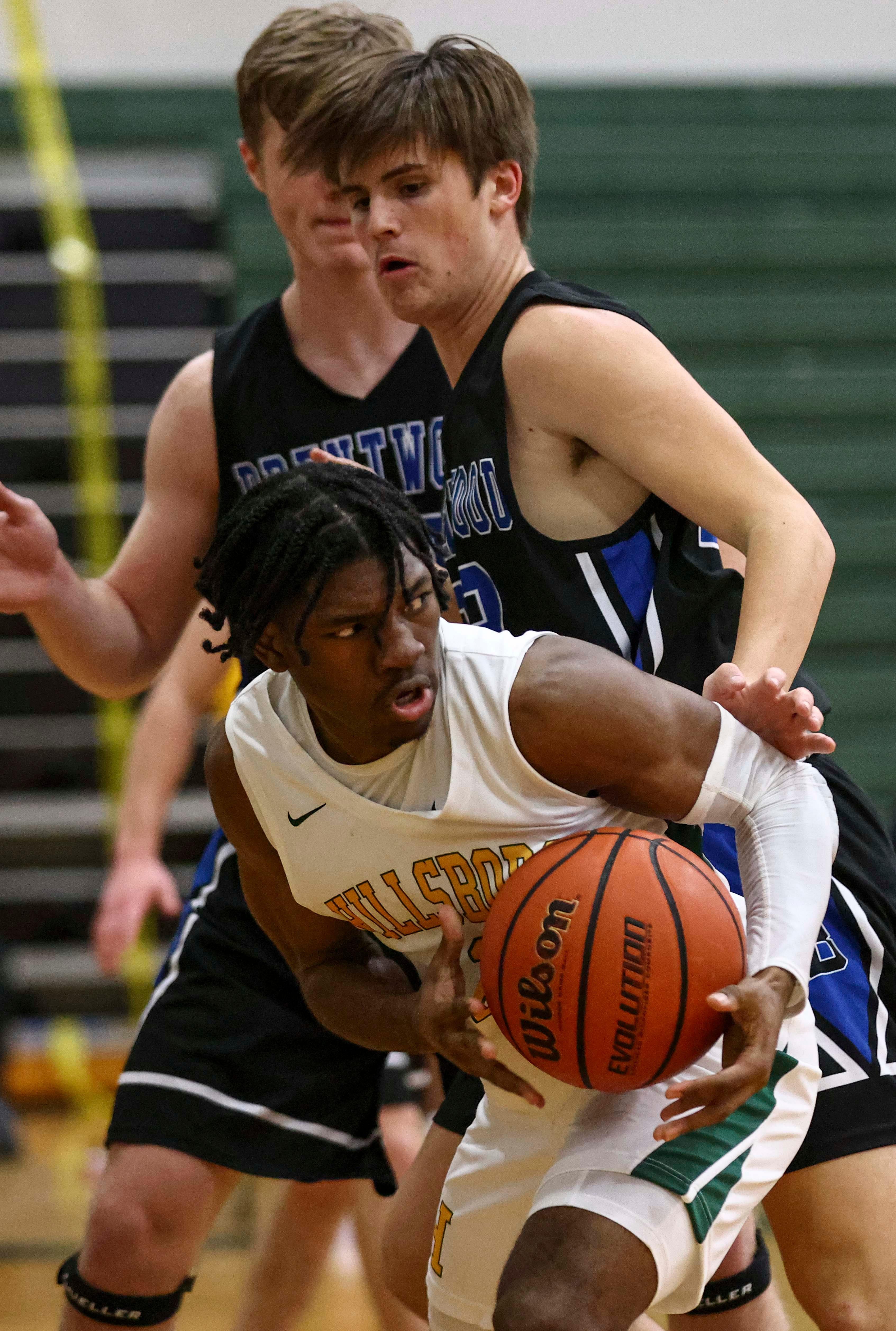 TSSAA Boys Basketball Highlights: Brentwood 51, Hillsboro 45