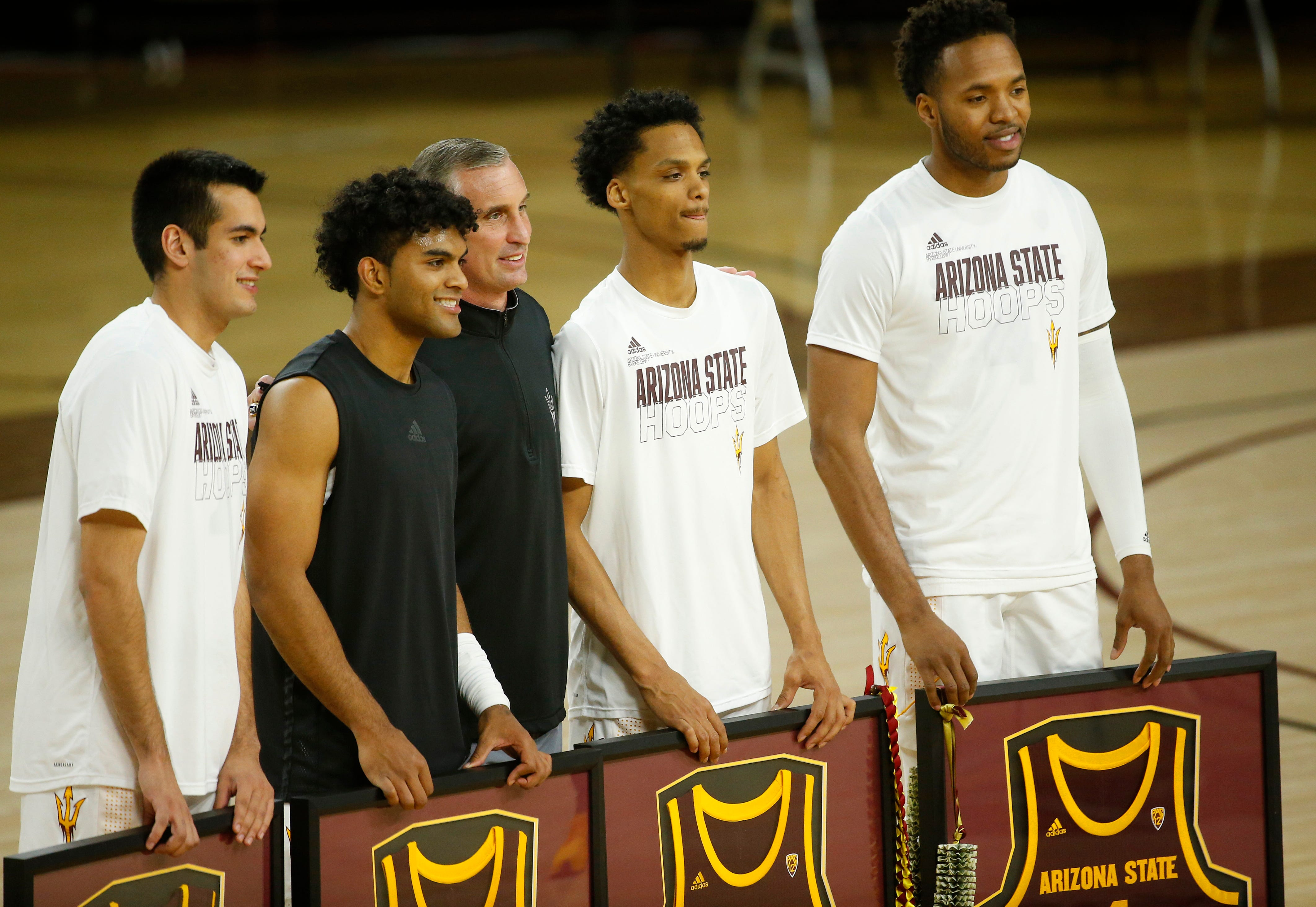 Watching NCAA tournament gave Bobby Hurley, Arizona State incentive to get back