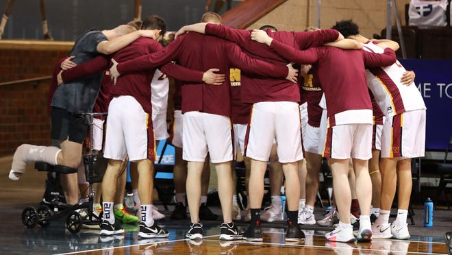 Northern State will play for a fourth straight NSIC tile on Sunday