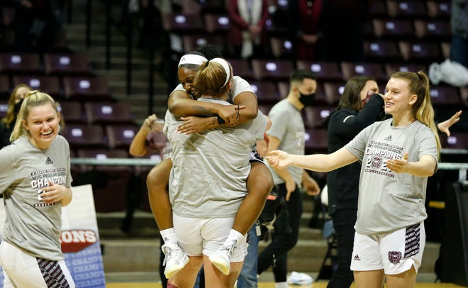 The Missouri State Lady Bears took on the Loyola Ramblers on Saturday, Feb. 27, 2021, at JQH Arena.