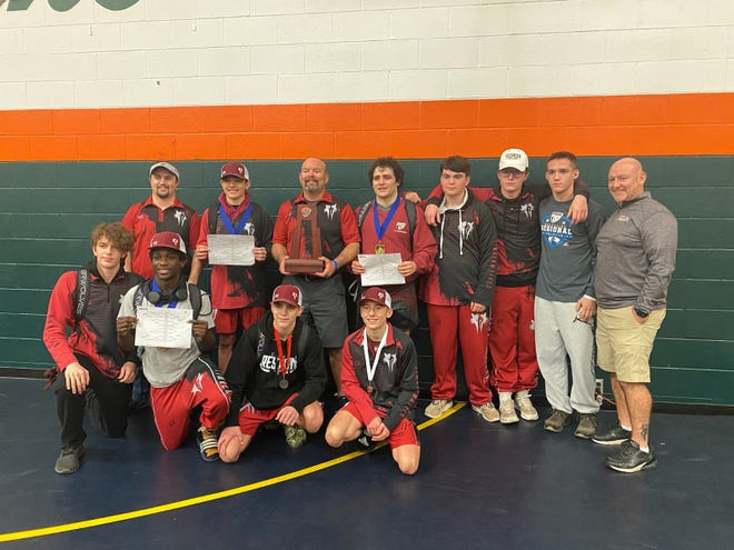 The Chiles wrestling team placed second in the Class 2A-Region I tournament, representing its best finish in school history. The Timberwolves had three individual region champions and five overall state qualifiers.