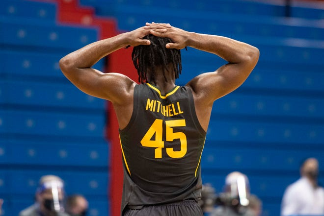 Davion Mitchell and the Bears experienced their first loss of the season, in their second game back after a three-week pause for COVID-19.