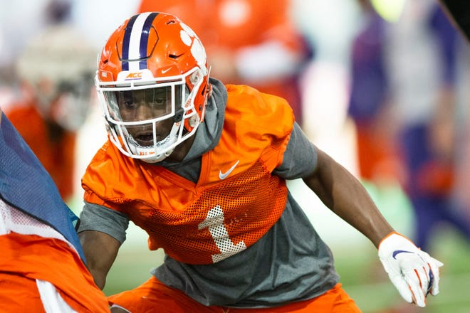 Derion Kendrick missed multiple games due to disciplinary issues in his three seasons at Clemson.