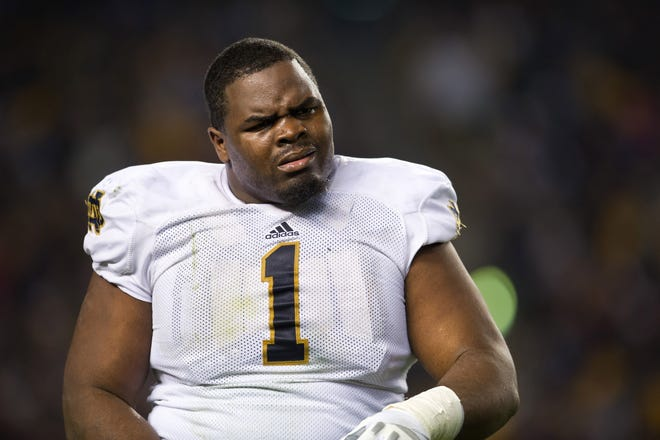 Former Notre Dame nose tackle Louis Nix had been reported missing last week by his family.