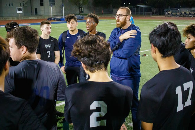 Coach Jacob Stern guided Hendrickson to a pair of wins over Pflugerville last week. The Hawks also lost to Cedar Creek but can bolster their district title hopes by beating Weiss Friday.