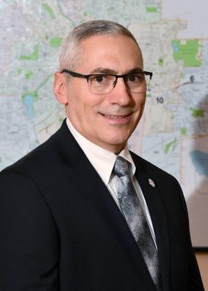 Phil Lombardo, Akron Council Ward 2