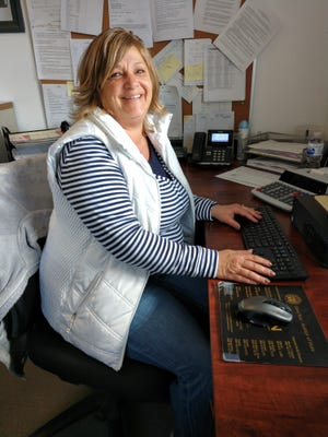 Perrysville Fiscal Office Bridgette Gatton navigated the village through completion of an income survey process that makes it eligible for many state and federal grant programs.