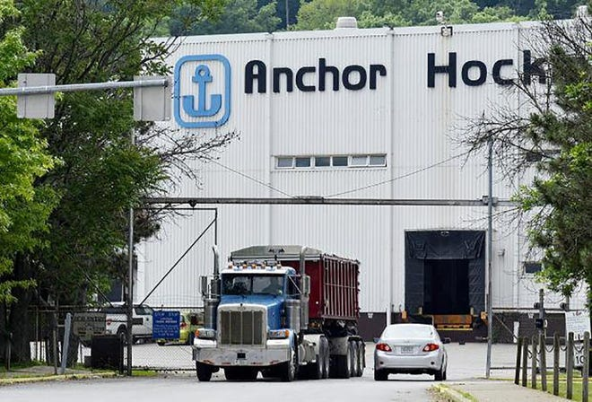 Stoelzle Glass recently bought Monaca's Anchor Hocking plant, sources said Monday.