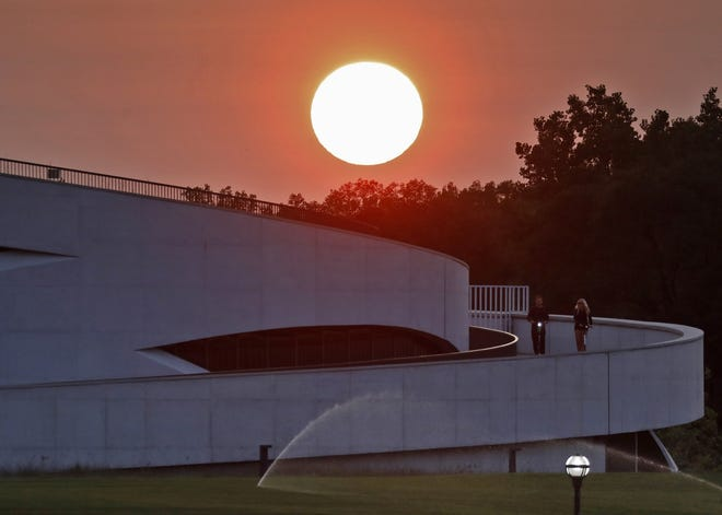 The National Veterans Memorial and Museum is now open again to visitors.