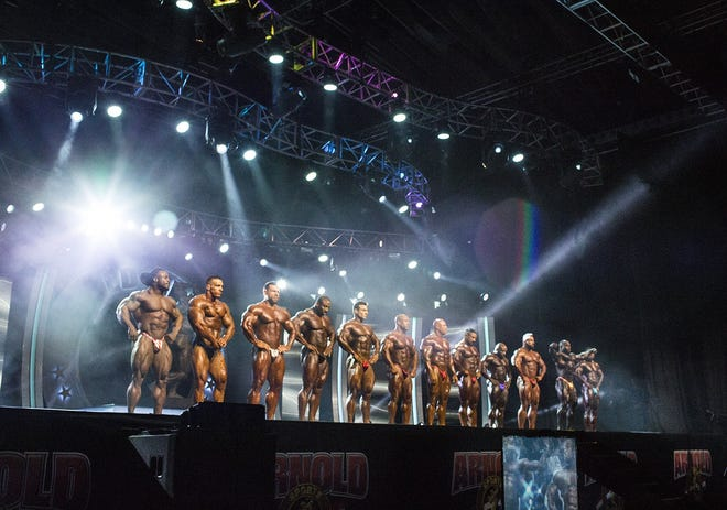 The Arnold Sports Classic will take place on Saturday, during a one-day event.