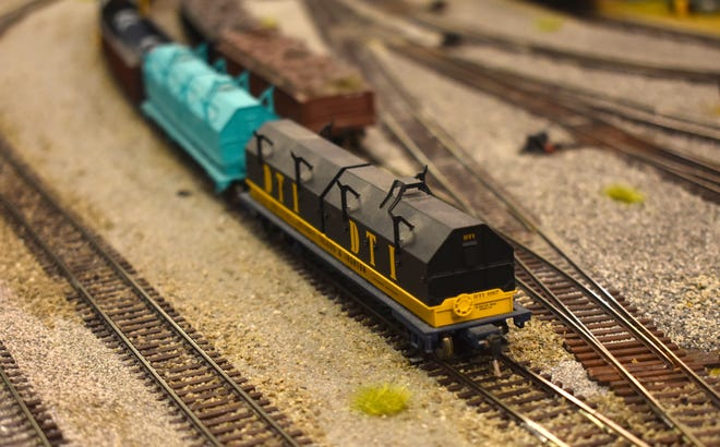 The Silver Springs Lions Club is holding a train show on March 13.