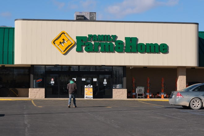 Family Farm & Home in Tecumseh officially announced it has opened to customers. The store, which has another location in Adrian, opened in the former Tecumseh Shopko Hometown location at 2655 W. Chicago Blvd.Shopko closed its doors in May 2019.