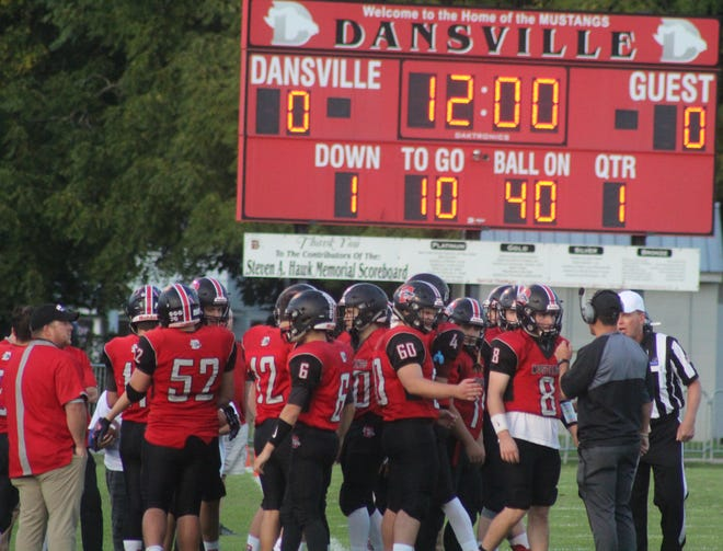 Dansville won't just play on Friday nights this spring. The COVID-19-impacted schedule features games on each night of the week.