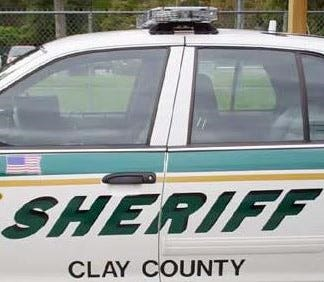 Clay County Sheriff's Office Cruiser