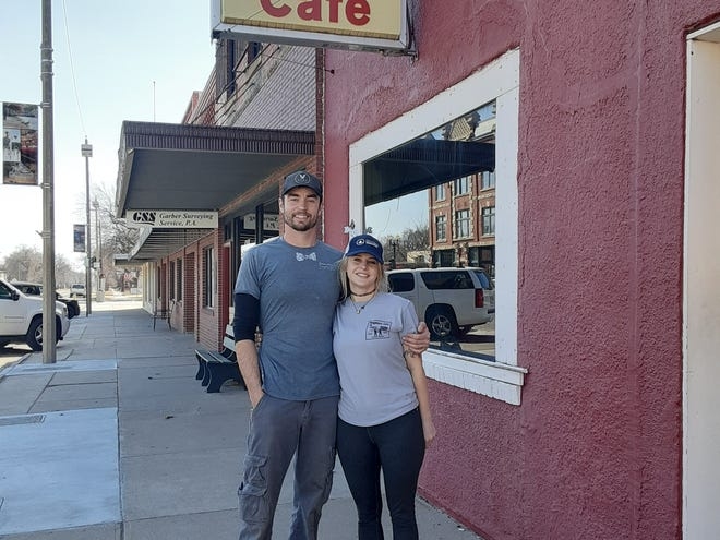 For the new owners of Neighbors Café in downtown McPherson —Natahsa Catton and Logan McNett, the past couple of weeks have been about returning to where things began.