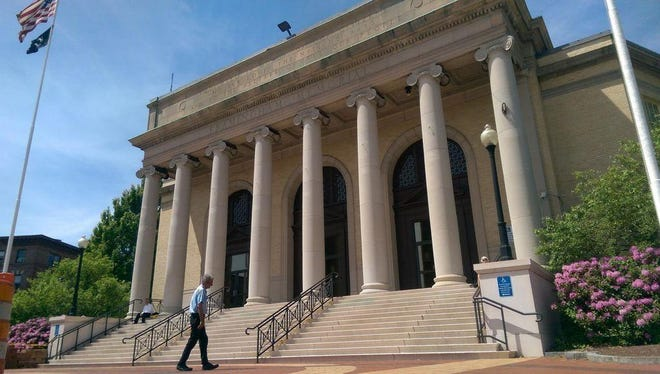 The Memorial Building in Framingham