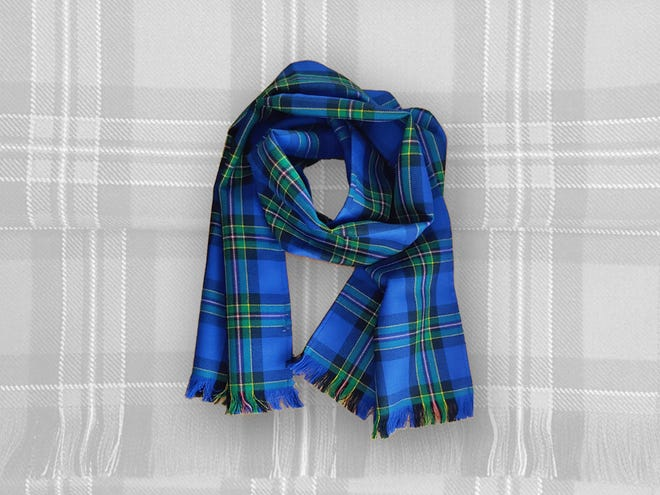 Just in time for St. Patrick's Day, a trio of Aquidneck women develop a tartan to represent Newport.