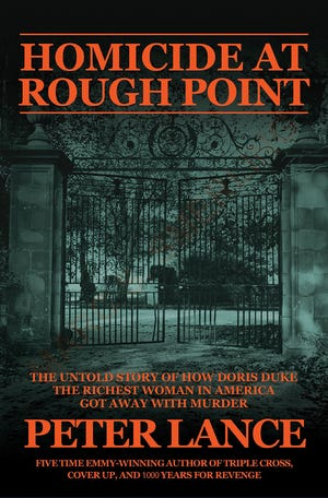 """""""Homicide at Rough Point"""" by Pete Lance"""