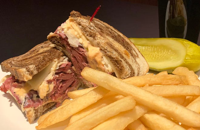 The Reuben will be a St. Patrick's Day special at the Wicked Good Bar and Grille at Twin Rivers in Lincoln.