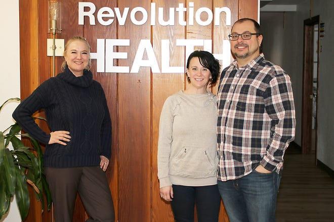 """Rob and Tiffany Wagner, with the help of Jade Klingler, will host """"Hot Chocolate 5K""""  in April to help Rooted, a non-profit organization the Wagners started to help children and families of St. Joseph County."""