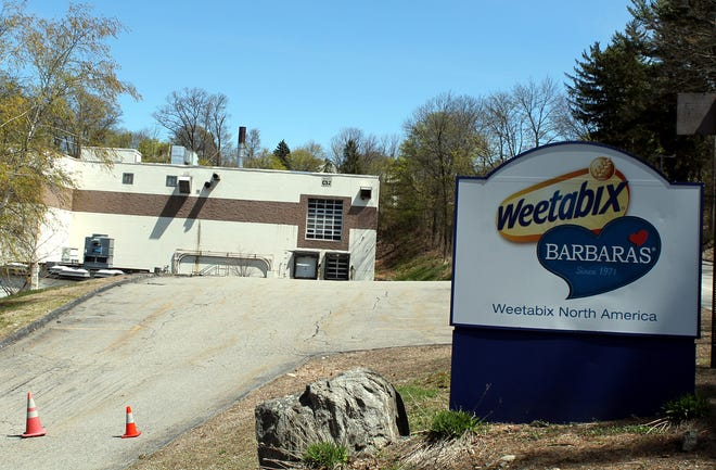 The former Weetabix location in Clinton. The rest of the parcel was recently sold to an investment group that purchased other portions of the site in 2020.