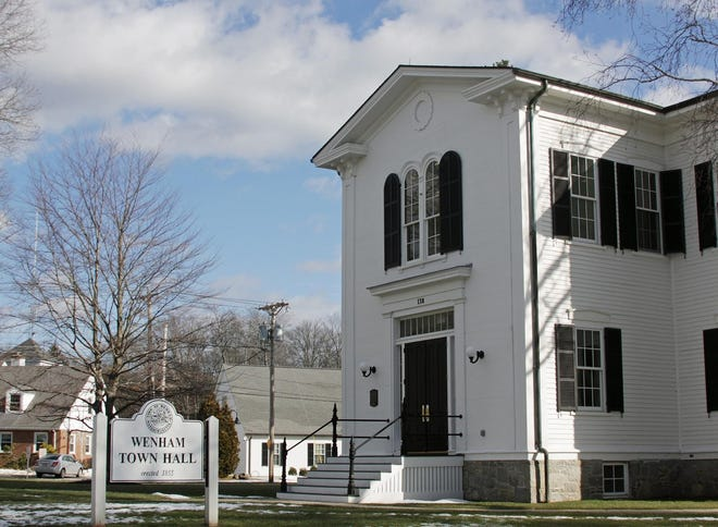 Town officials are hoping to start the process of putting a master plan together for Wenham, which hasn't had one since 1962.