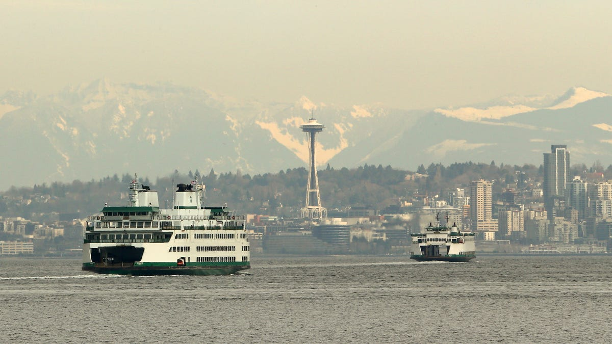 What should the new Washington State Ferries vessel be named? You can help pick