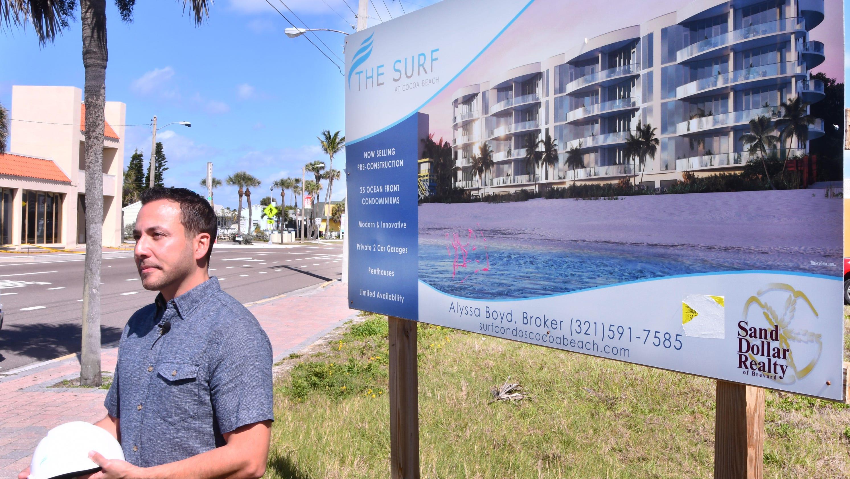 Backstreet Boys' Howie D breaks ground on The Surf, a $35M Cocoa Beach condominium complex