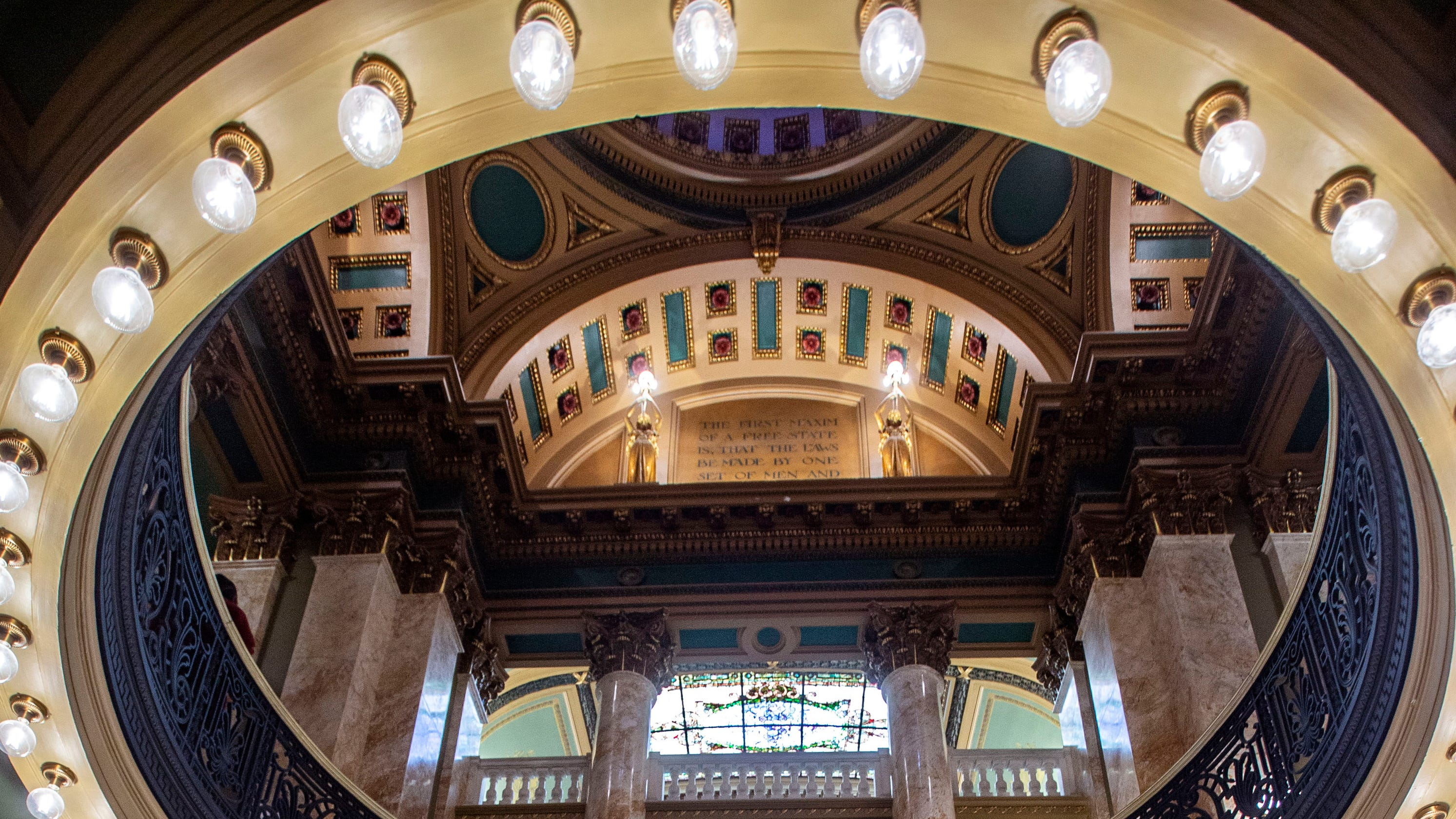 'A true gem': See inside the $39 million renovation at the historic Polk County Courthouse in Des Moines