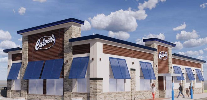 Glendale officials are discussing plans to bring a Culver's restaurant to Bayshore.
