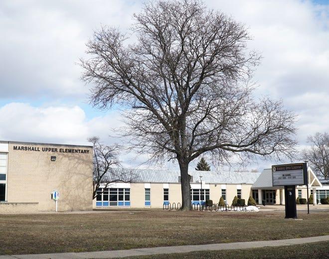 Westland's Marshall Upper Elementary school.