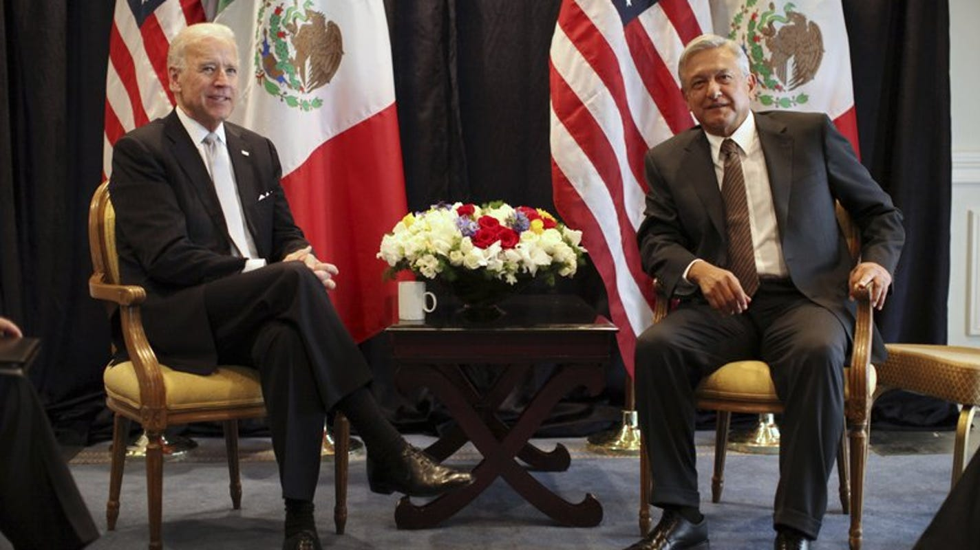 Mexico's president learned a hard lesson: Joe Biden is not his former ally, Donald Trump