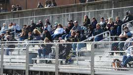 Maskless fans fill stands at Augusta County home football game