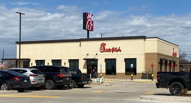The Chick-Fil-A located on Southwest Parkway is set to open on the 4th.