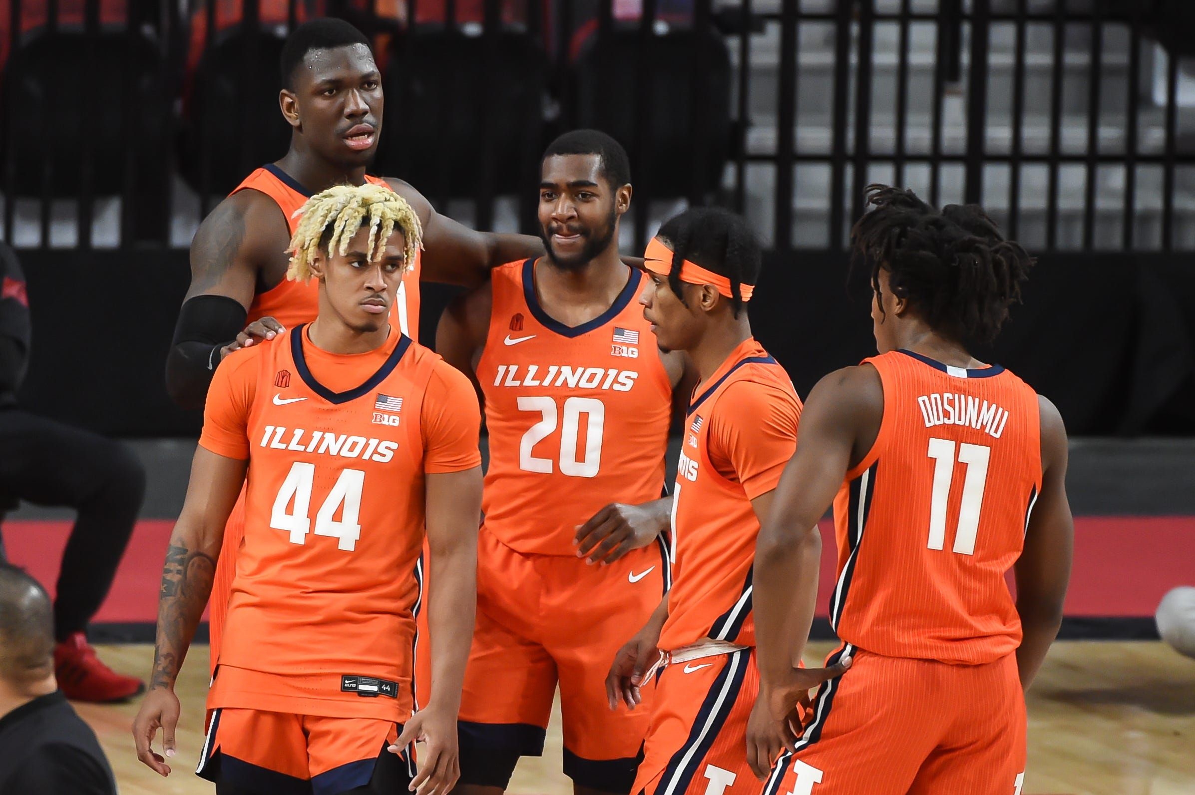 NCAA Tournament bracketology: Illinois surges in as new No. 1 seed, replacing Ohio State