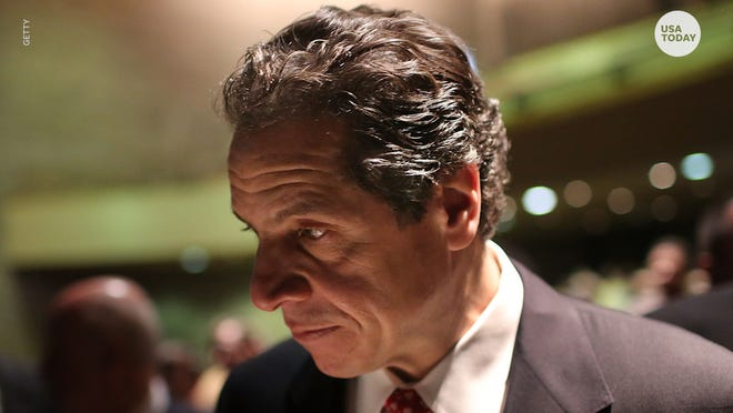 New York Gov. Andrew Cuomo is under fire after three young women went public with sexual harassment claims against him.