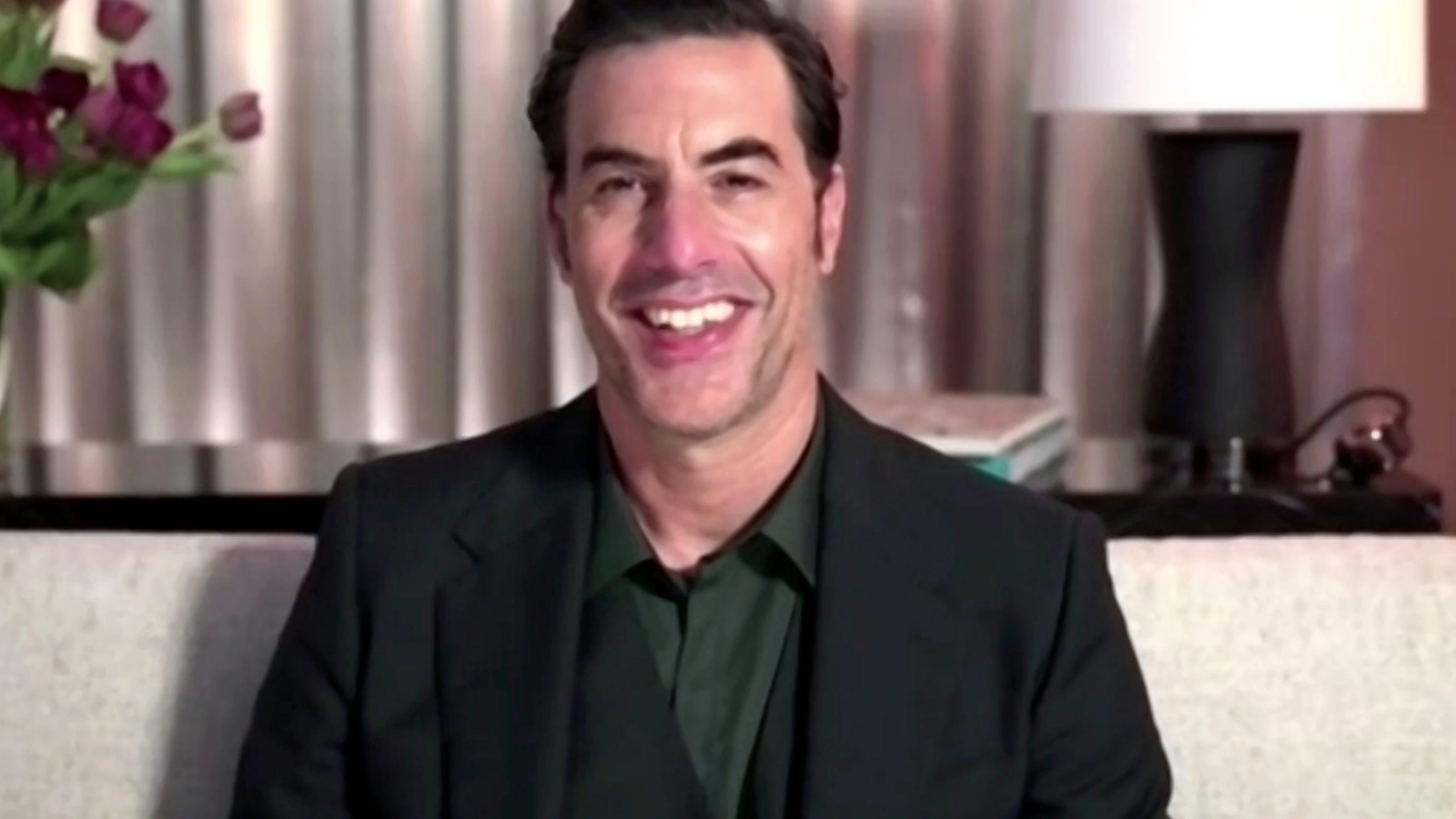 Golden Globes 2021: 'Nomadland,' 'Borat 2,' Andra Day win ...