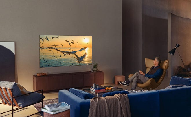 "While 8K televisions are now available – including gorgeous models from the likes of Samsung shown here – know there isn't a lot of 8K content yet, though these televisions can ""upscale"" HD or 4K content to near 8K quality."
