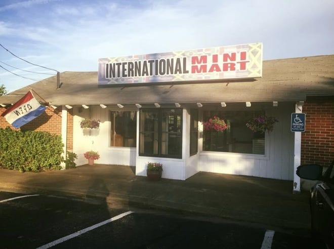 The International Mini Mart is located at 238 Swan River Road in West Dennis. [Courtesy of Drea Gonsalves]