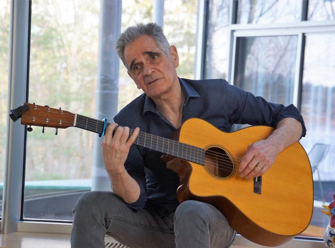 Successful venture  capitalist Bob Davoli of Truro has been writing songs for years and just released his first album.