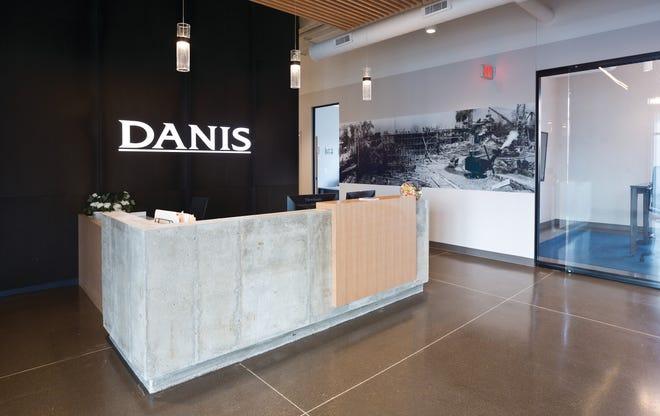 Danis' new Grandview office