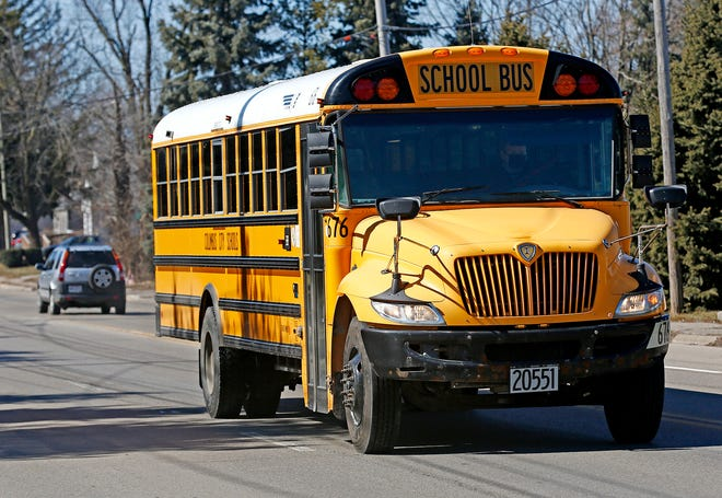 The Columbus Board of Education voted 7-0 Tuesday to transfer$80 million from the district's general fund to a separate account, tobegin financingan 11-year bus replacement plan tobegin in2022. Additional funding beyond that money will be needed to see the plan through to completion. It would cost anestimated nearly $130 million, replacingabout 70 buses yearly.