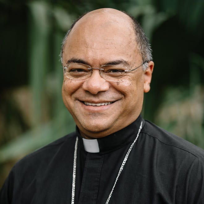 Bishop Shelton Fabre