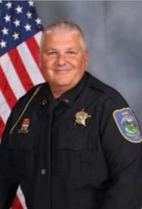 Lt. Garner leaves after 23 years but will remain active in the community.