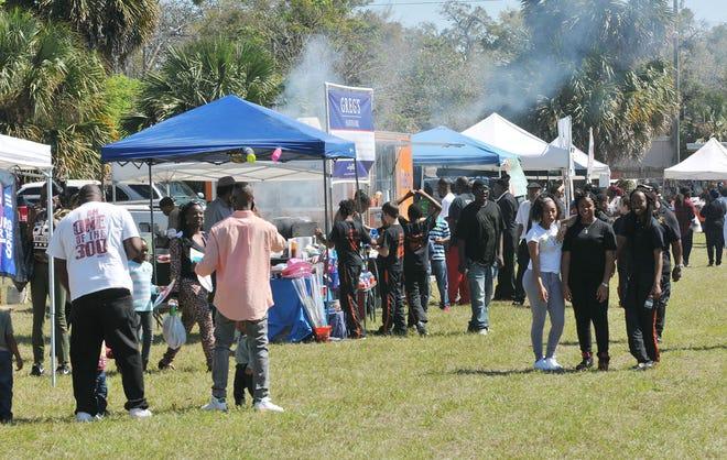 The Leesburg Black Heritage Festival is this Saturday in downtown Leesburg.