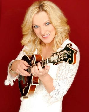Bluegrass artist Rhonda Vincent plays shows at 2:30 p.m. and 7:30 p.m. Saturday at the Orange Blossom Opry in Weirsdale.