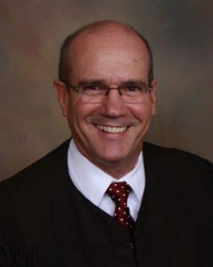 Circuit Judge James Clayton
