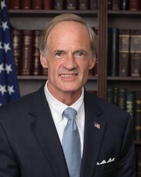 Sen. Tom Carper, D-Delaware, a senior member of the Finance Committee, released a statement March 5 regarding the Senate's passage of President Joe Biden's American Rescue Plan.