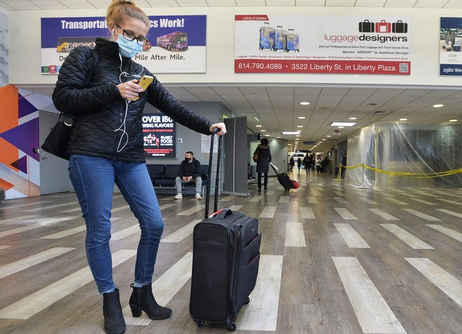 Travelers will be able to enroll in the Transportation Security Administration Precheck program at Erie International Airport May 3-7.